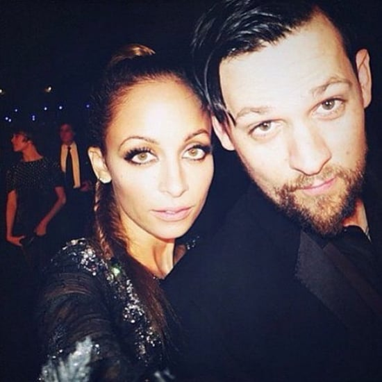Joel Madden and Nicole Richie Instagram Pictures