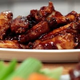 Honey-Barbecue Wings