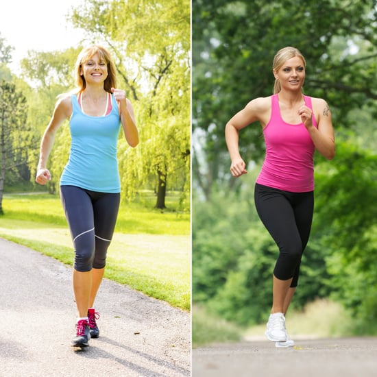 Is Walking or Running Better For Weight Loss? | POPSUGAR ...