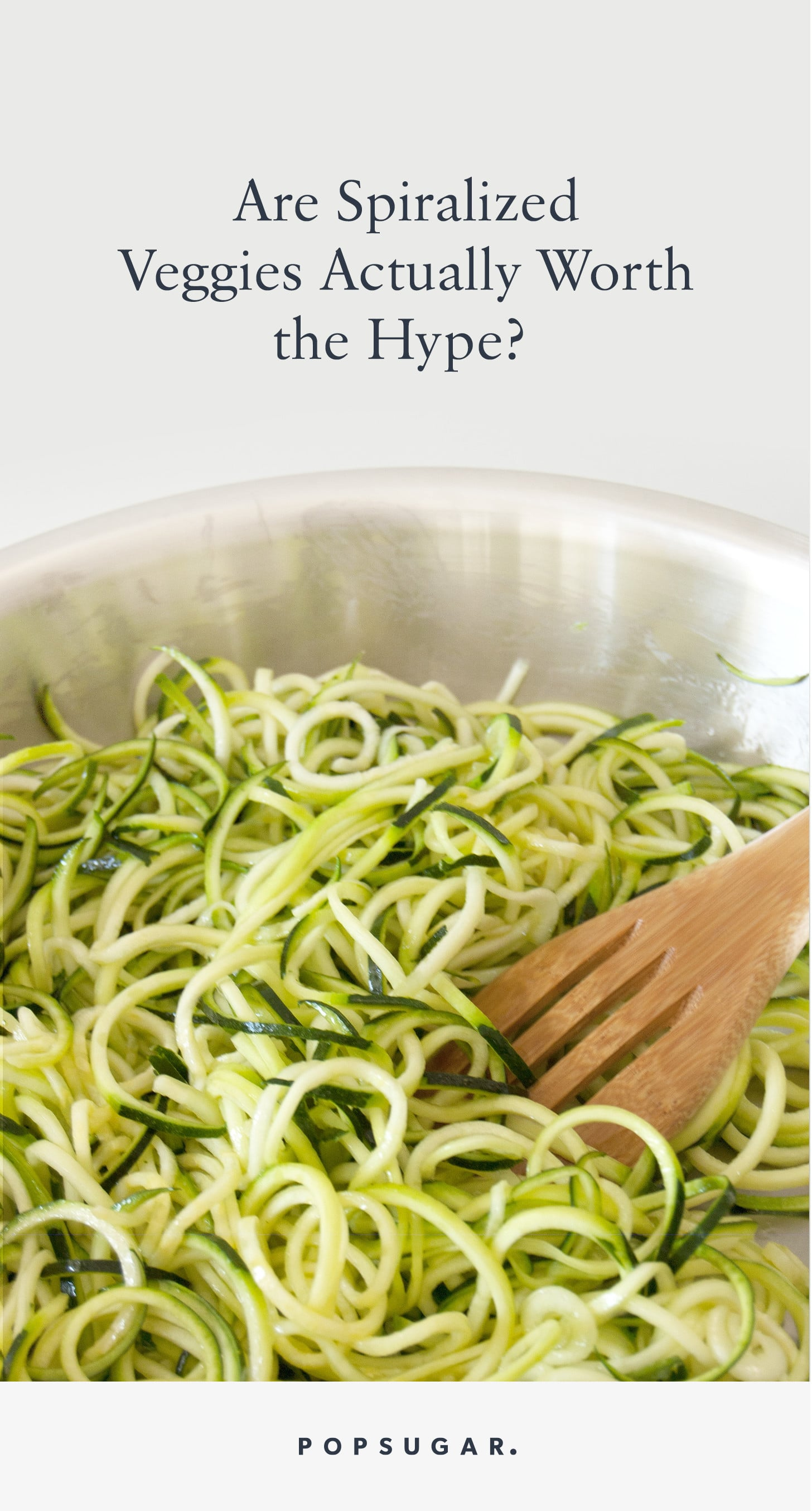 Watch Spiralized Veggies for a Healthy Diet video