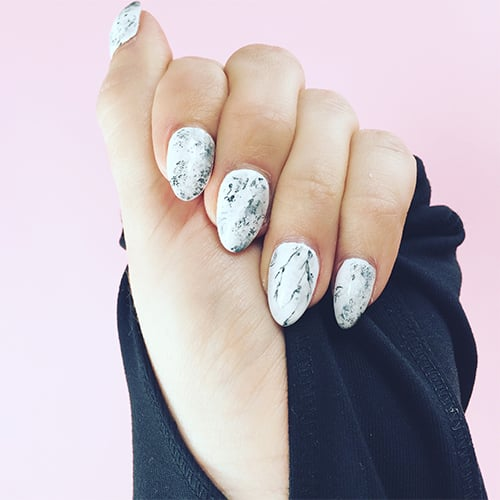 Marble Manicure Tutorial | Video
