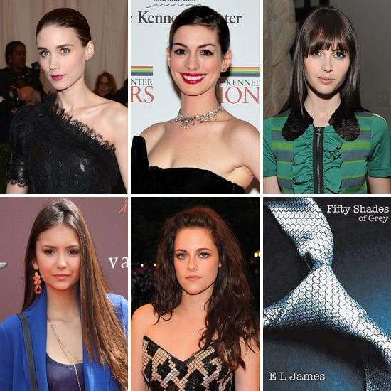 Fifty Shades Of Grey Movie Anastasia Steele Casting