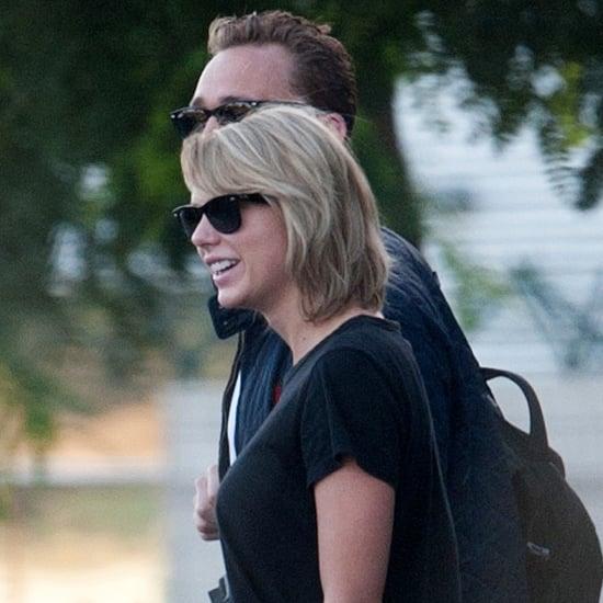 Taylor Swift and Tom Hiddleston After Kim Kardashian Feud