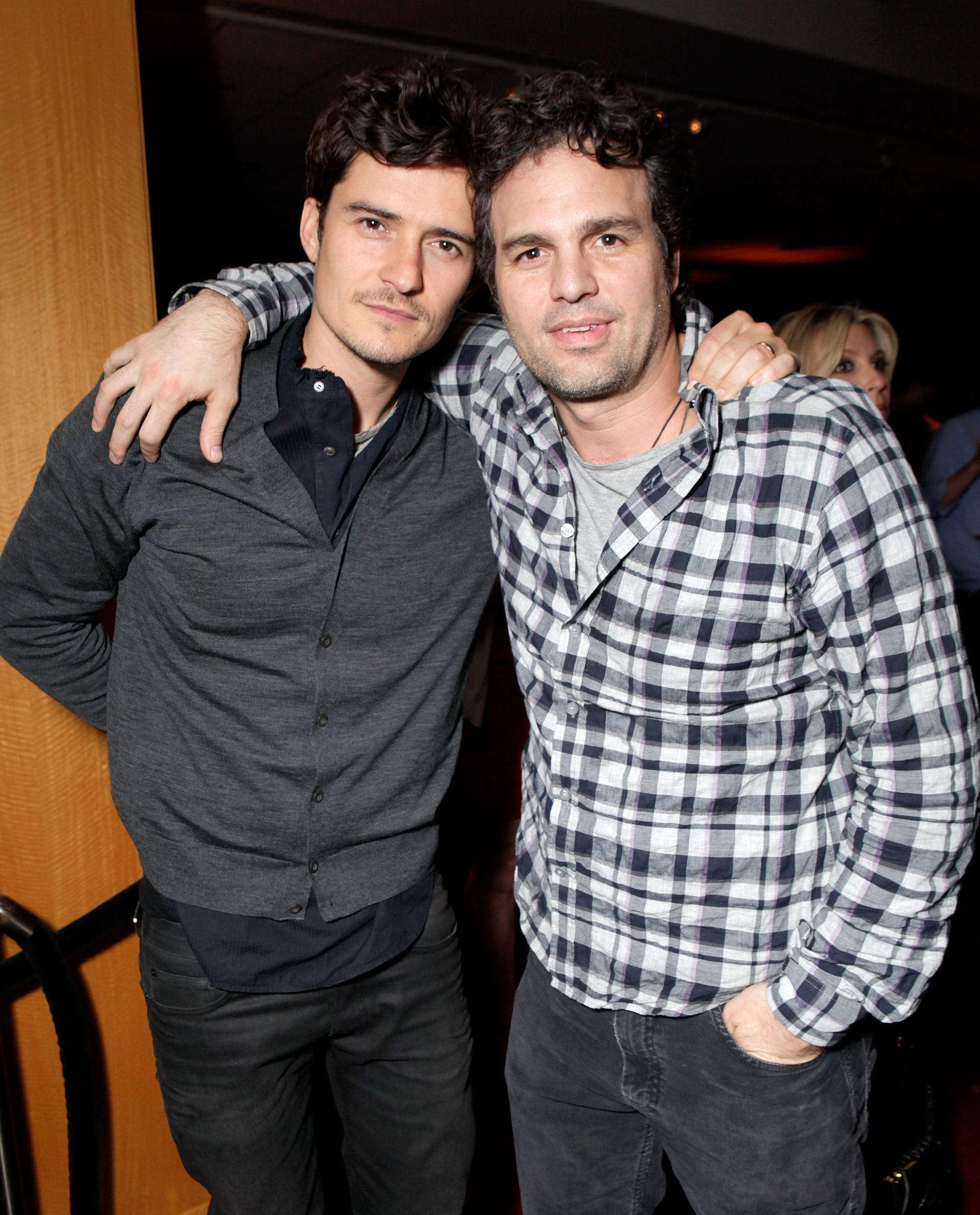 Pictures of James Franco With Family and Friends at the LA ...