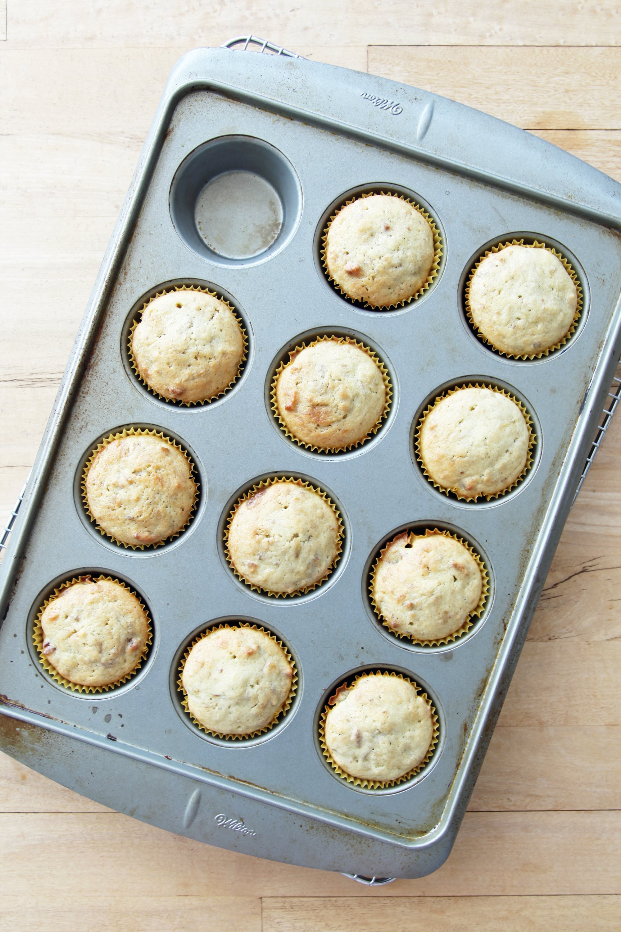 The Only Banana Muffin Recipe You Need