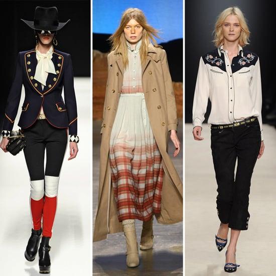 western trend fall 2012 popsugar fashion