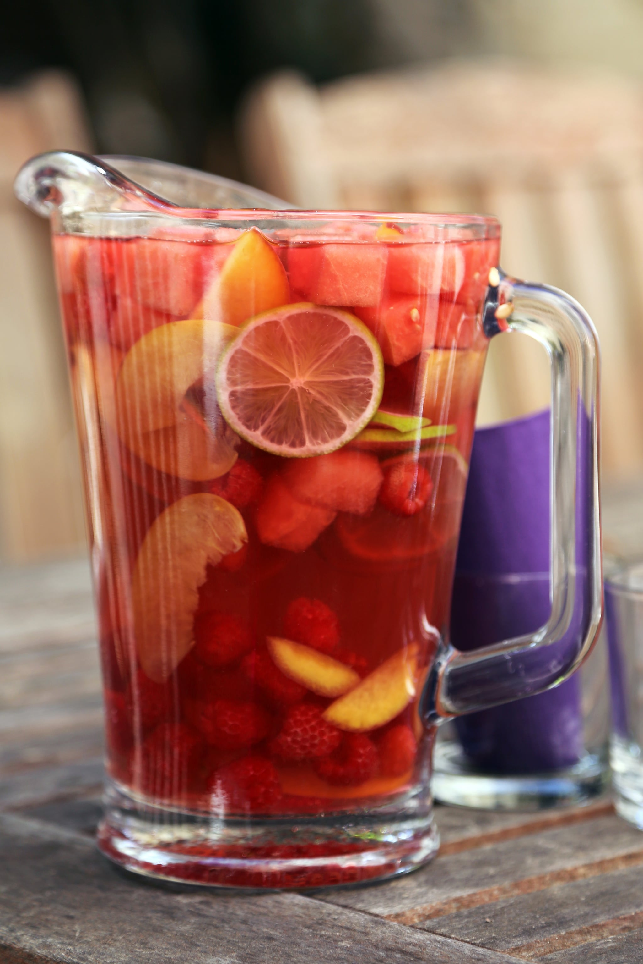 Watermelon Rose Sangria Recipe Popsugar Food Watermelon Wallpaper Rainbow Find Free HD for Desktop [freshlhys.tk]