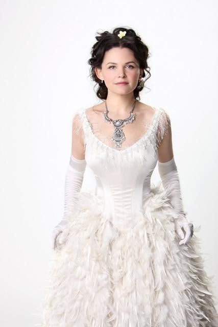 Ginnifer Goodwin as Snow White / Sister Mary Margaret on ABC&#039;s Once Upon a Time.