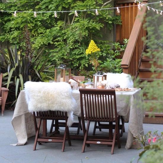 Elizabeth Chambers Hammer's Outdoor Entertaining Decor Ideas
