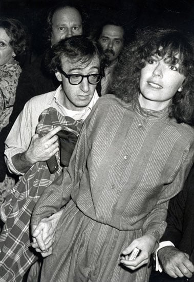 With then-boyfriend Woody Allen in 1977.<br /> &lt;span style=&#039;font-size:10px !important;&#039;&gt;&lt;a href=&quot;http:/...