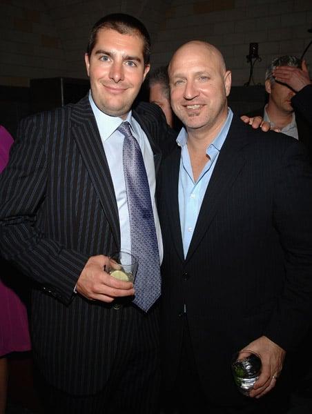 Harold Dieterle and Tom Collichio