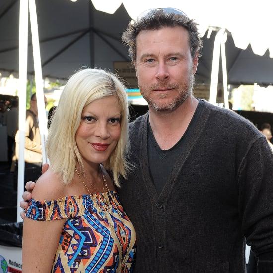 Tori Spelling's Husband Is in Rehab