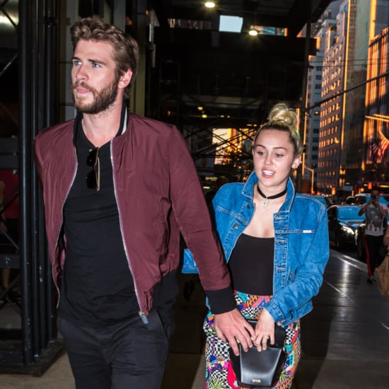 Miley Cyrus and Liam Hemsworth Out in NYC June 2016