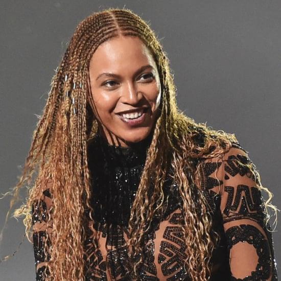 Beyonce's Hair at 2016 BET Awards
