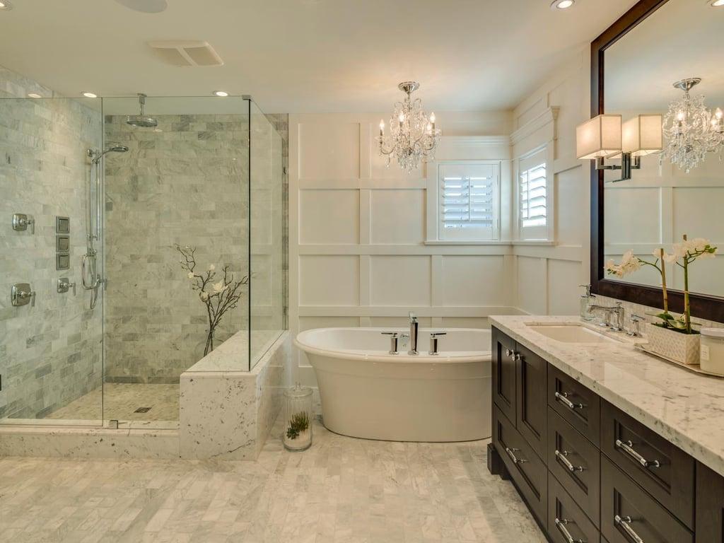 Design updates for sept 28 2015 popsugar home for Updated small bathroom ideas