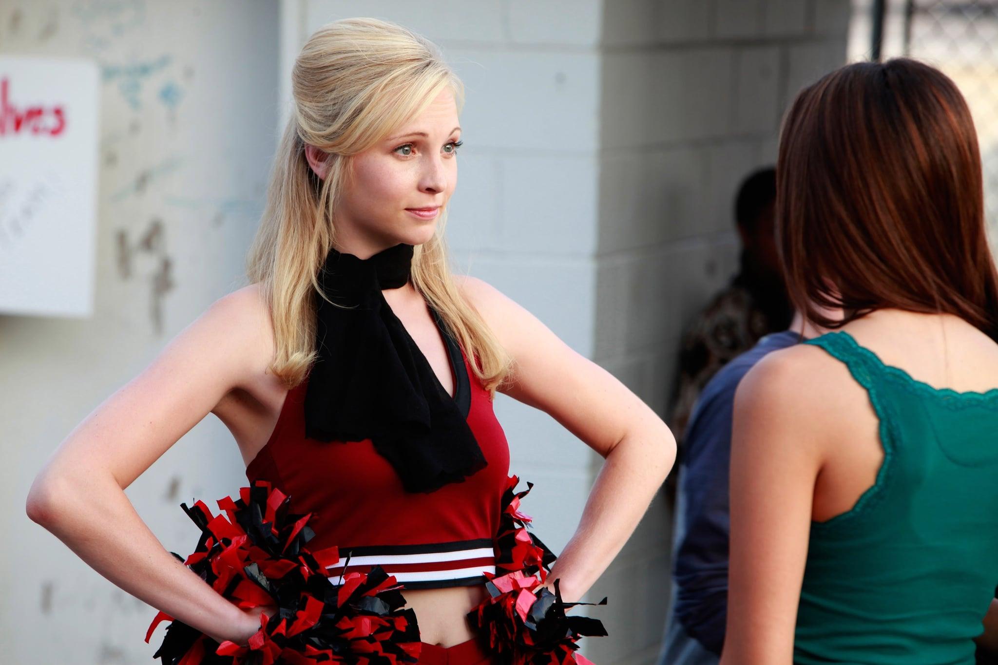 Will Caroline Have A June Wedding On The Vampire Diaries Popsugar Entertainment