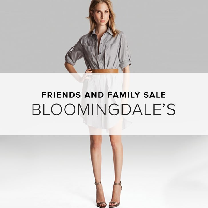 Bloomingdale's Friends and Family sale is officially going on. Shop our favorite Stuart Weitzman Stretch Suede Over-the-Knee Boots for 25 percent off today!