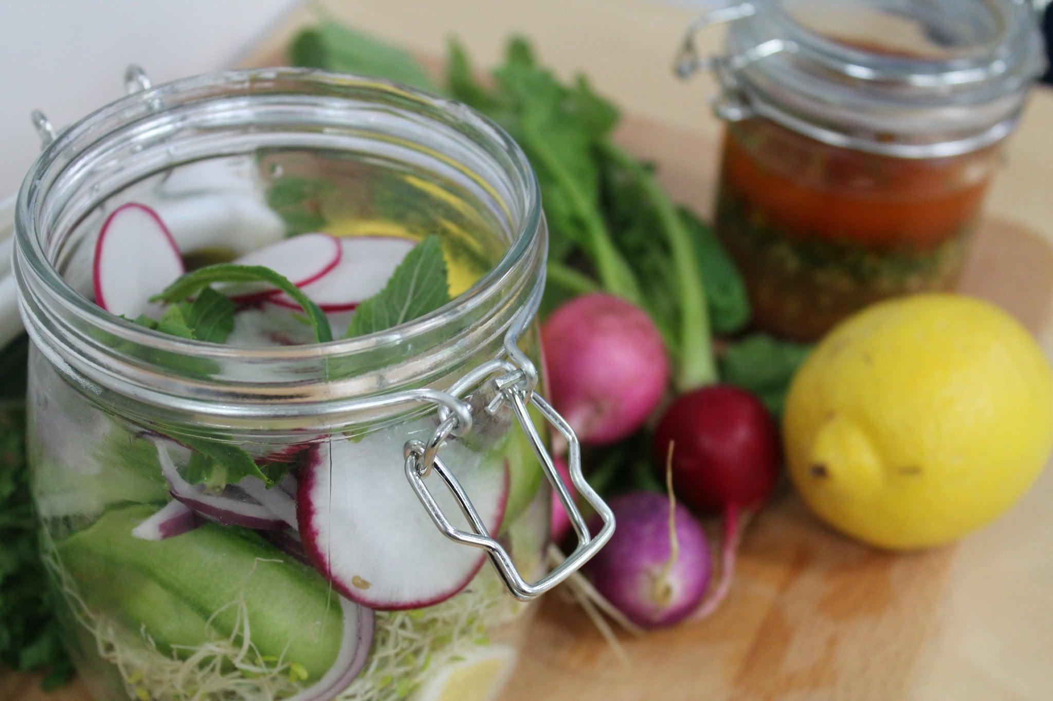 salad in a jar recipes pdf