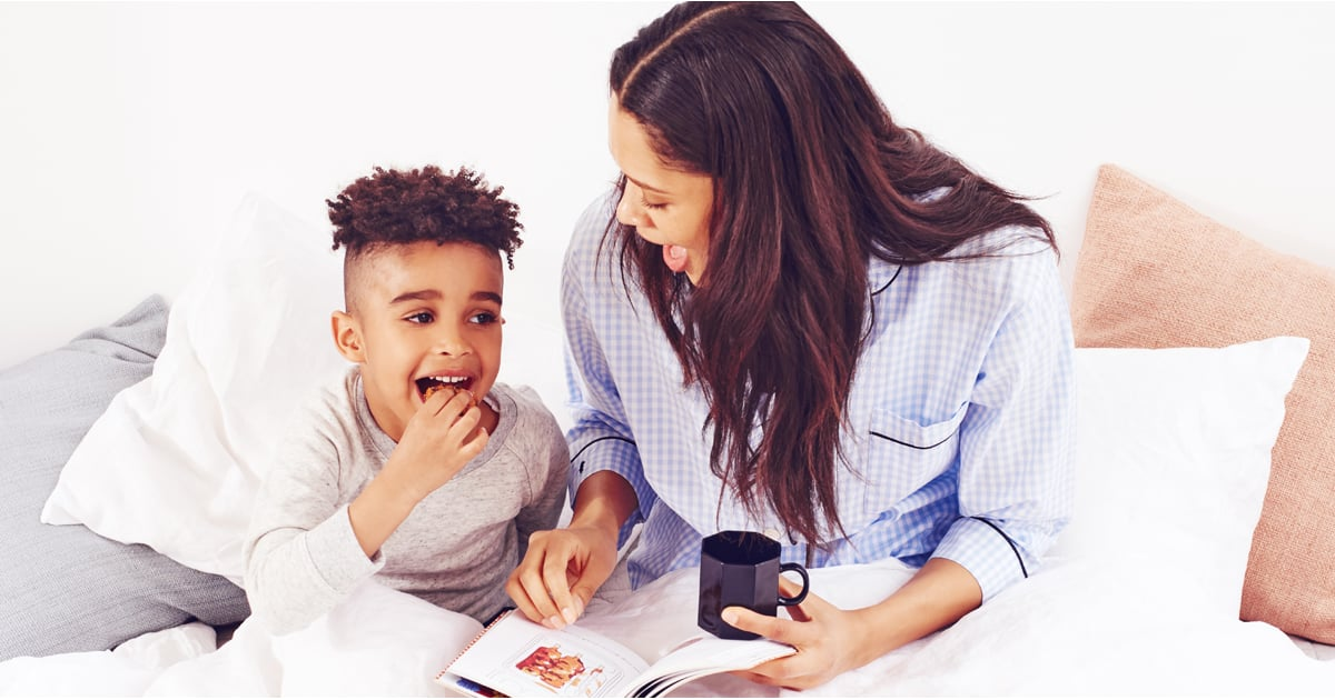 Questions You Should Ask Your Kid Everyday Popsugar Moms