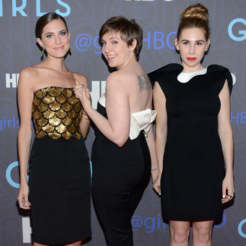 Girls Season 2 Premiere Party in NYC (Pictures)
