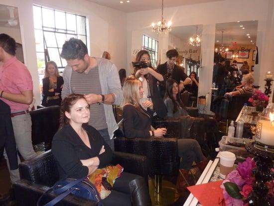 Wella Beauty Bar at Nine Zero One Salon in West Hollywood