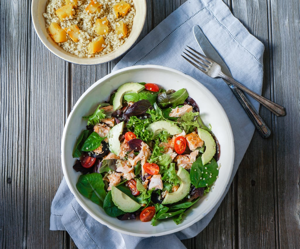 PopsugarFoodFood NewsMain-Dish Salad RecipesMain-Dish Salads That Will Actually Fill You UpMay 24, 2016 by Caroline Golding2 SharesChat with us on Facebook Messenger. Learn what's trending across POPSUGAR.These hearty salads won't leave you hungry — Southern LivingBake your best cake with these expert tips — The KitchnAvocado toast recipes you actually haven't tried yet — PureWowThe Starbucks Caramelized Honey Frappuccino made healthy — Thrive MarketVegans will love these mouthwatering nice cream recipes — POPSUGAR FitnessImage Source: Shutterstock Join the conversationChat with us on Facebook Messenger. Learn what's trending across POPSUGAR.Food NewsWant more?Get Your Daily Life HackSign up for our newsletter.By signing up, I agree to the Terms & to receive emails from POPSUGAR.CustomizeSelect the topics that interest you:Love and SexPop CultureHealthy LivingLifestyleThanks!You're subscribed.Want more now?Follow us!Related PostsFood NewsThis Target-Exclusive Ben & Jerry's Flavor Is Inspired by Camp - 웹