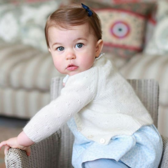 Princess Charlotte's Cutest Pictures