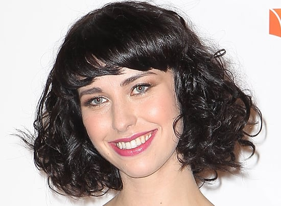 how to make hair style in home award winning kimbra at the 2011 awards popsugar 6155