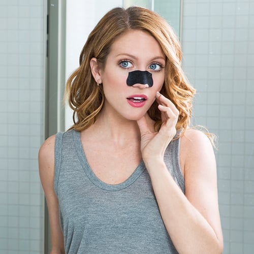 Brittany Snow Biore Celebrity Spokeswoman