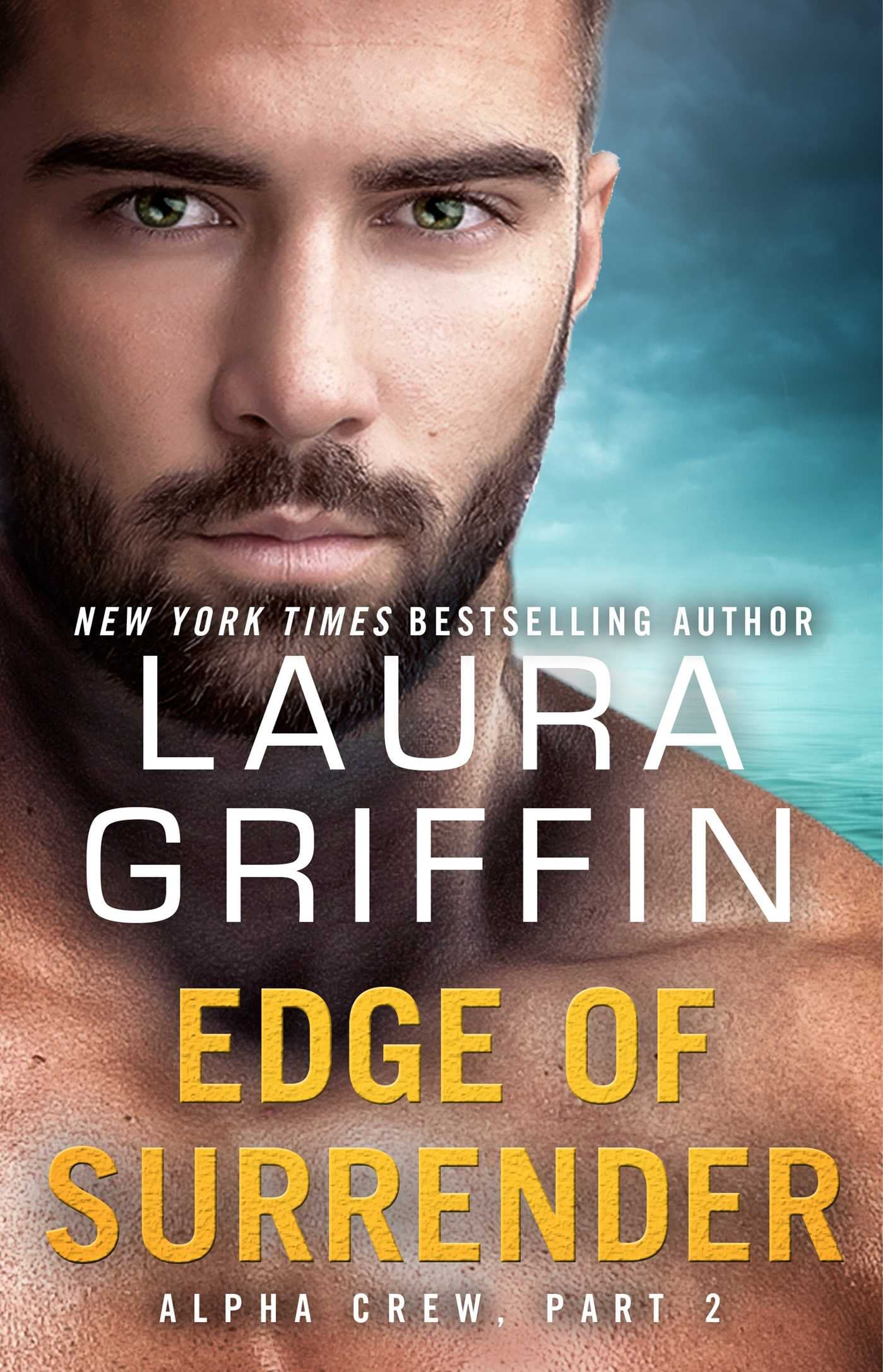 PopsugarLoveBooksEdge of Surrender by Laura Griffin ExcerptWill Ryan Be Able to Rescue Emma From Danger in This Sultry Novel?April 6, 2016 by Terry Carter9 SharesChat with us on Facebook Messenger. Learn what's trending across POPSUGAR.In Edge of Surrender, Navy SEAL Ryan Owen has one job: keep Emma Wright safe at all costs. But after a night of passion, Emma takes off and Ryan soon realizes he's not the only one looking for her. Can he figure out who's after the beautiful government aide and why before she falls into the wrong hands . . . if she hasn't already?For more on this sultry novel, visit XOXO After Dark!PG-13 Excerpt:Emma didn't know what time it was. Or what day. She didn't even know what city they were in as they jogged on the sidewalk alongside a congested street. Ryan had her hand clamped in his, and she struggled to keep up, but she kept glancing over her shoulder to see if anyone was after them.They reached a strip center, and he tugged her through a parking lot.