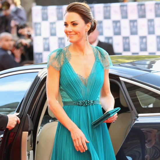 The Royals' Favorite Designers