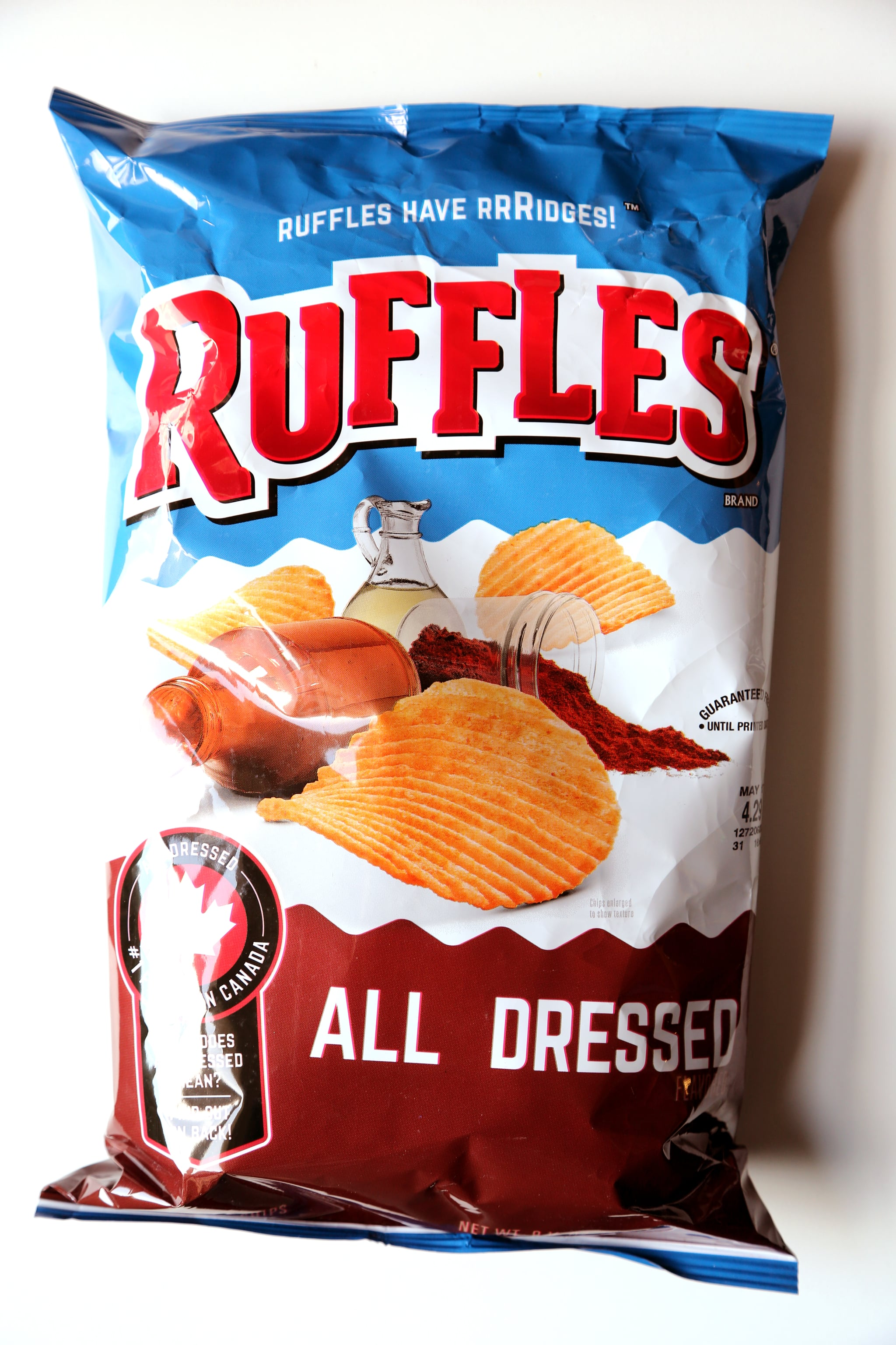 Roberts Auto Group >> Ruffles All Dressed in America | POPSUGAR Food