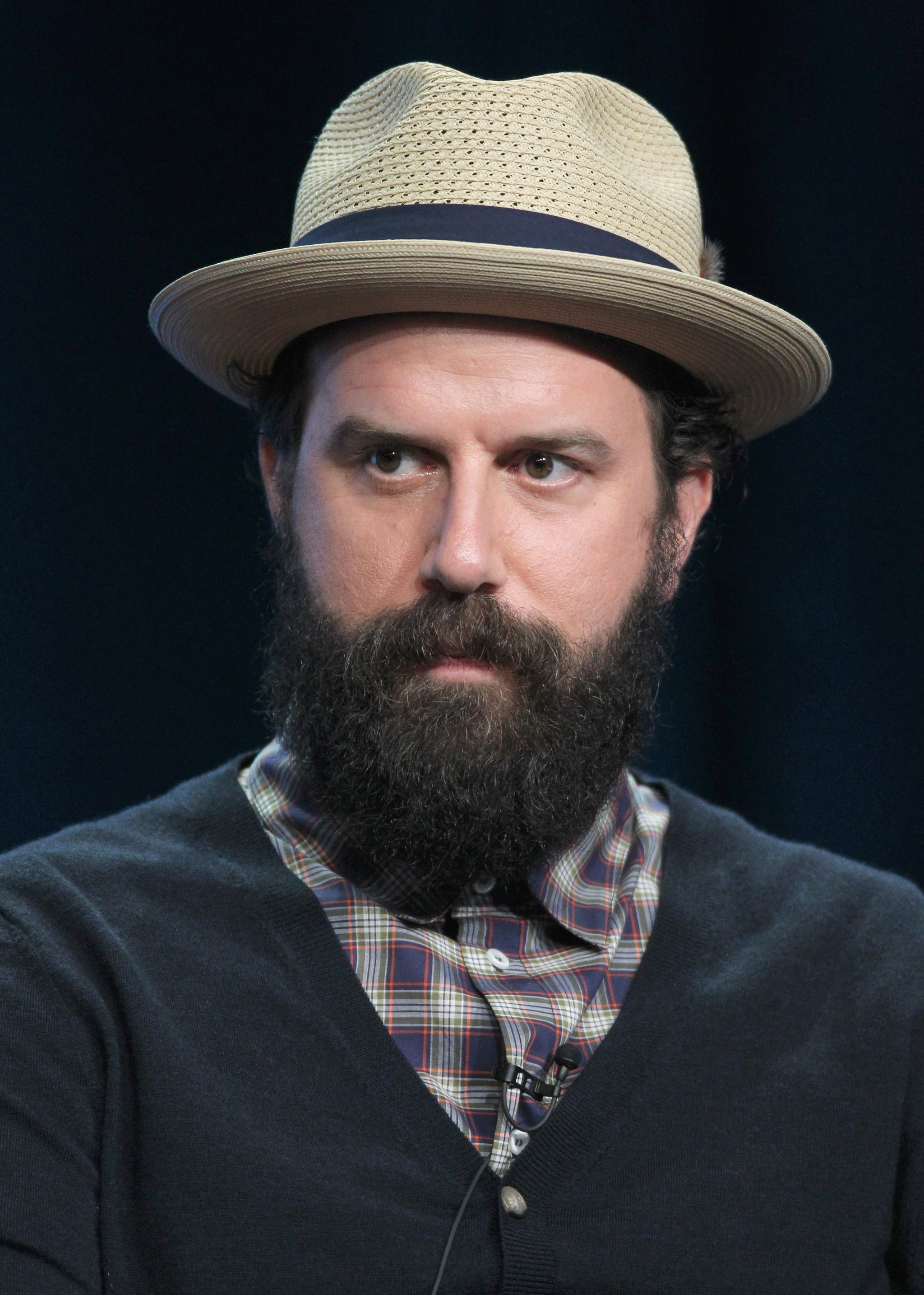 Actor Brett Gelman plays a member of the grief group in Go On.