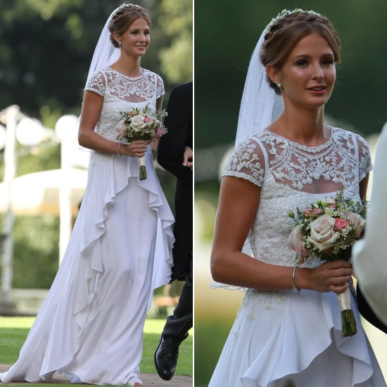 Vintage Wedding Dresses In London: Millie Mackintosh Wedding Dress By Temperley