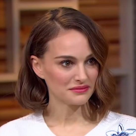 Natalie Portman Talks About Star Wars: The Force Awakens