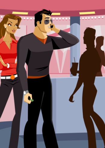 dating two guys at once wrong Dating coach ronnie ann ryan explains how dating more than one guy increases your chances of why you absolutely must date more than one guy at a two, or three.