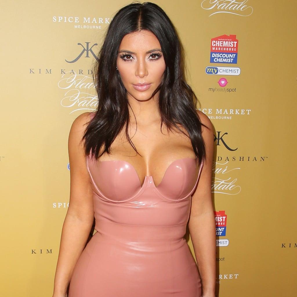 Kim Kardashian govori o svoji goli fotografiji in seks traku-3448