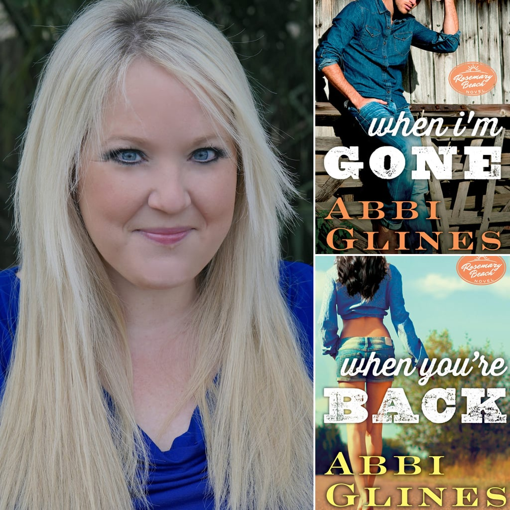 PopsugarLoveBooksWhen I'm Gone Cover RevealExclusive Peek at 2 New Books From Rosemary Beach AuthorDecember 11, 2014 by Sierra Horton3.7K SharesOn the search for a steamy new series for 2015? Author Abbi Glines, New York Times bestselling author of the Rosemary Beach series, is releasing two new books in 2015 you really won't want to miss — especially if you're a fan of some passionate Southern lovin'. When I'm Gone, which comes out on April 7, follows the burgeoning romance between Reese Ellis and Mase Colt-Manning. Reese is a vivacious, beautiful young woman with a past damaged by the abuse of her mother and stepfather. She escapes to Rosemary Beach to start a life of her own, cleaning houses for the town's elite. Mase, on the other hand, is a born-and-raised Texan striving to live a humble life as a rancher, despite his father being a famous rock star. When he comes to visit his family in Rosemary Beach, the two cross paths. When You're Back, the second book in the series being released on June 30, conti - 웹