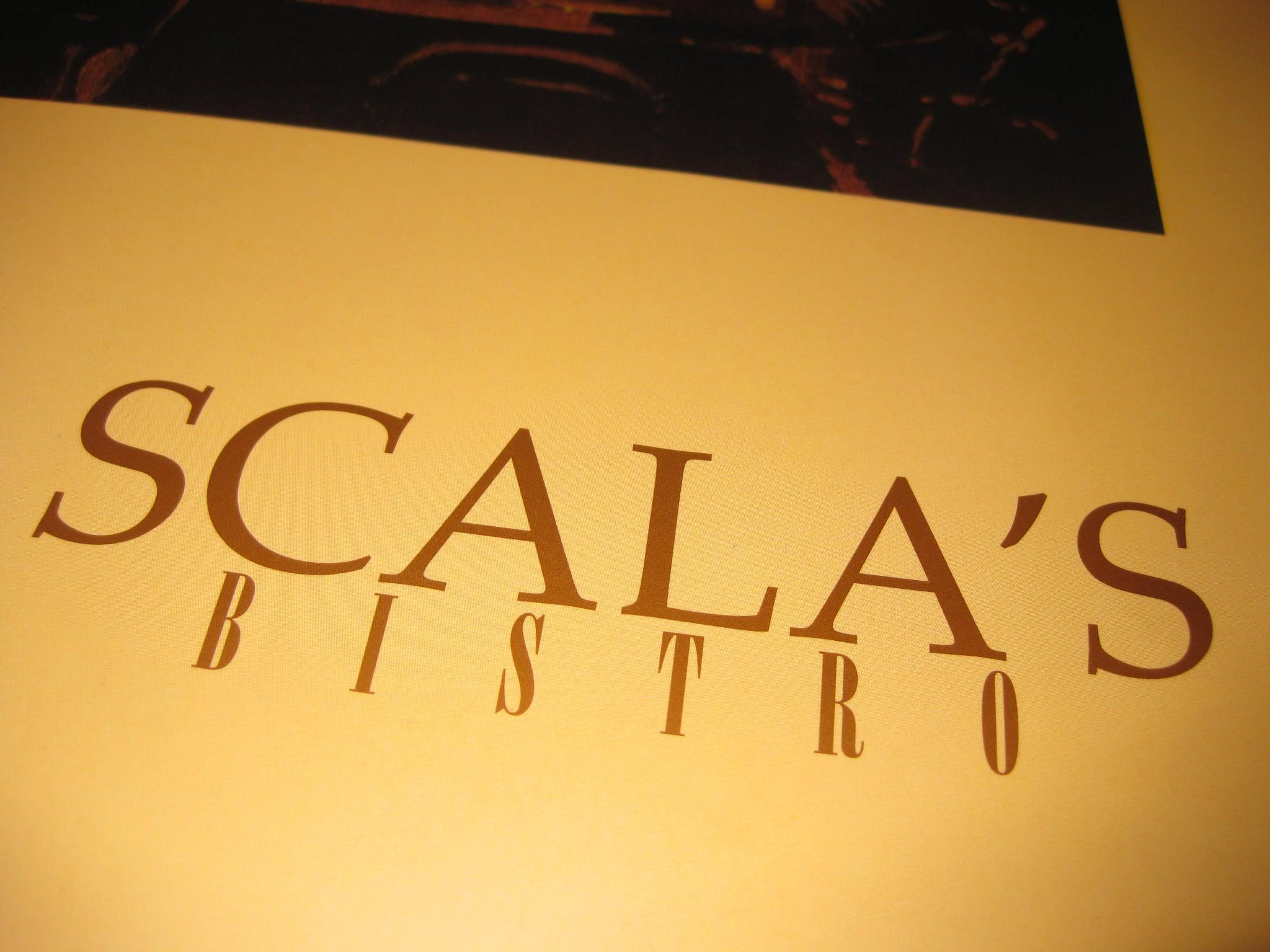 Scala's Bistro.