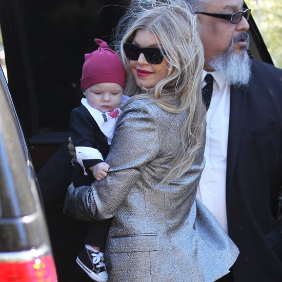 Celebrity Family Pictures Week of Dec. 30 2013