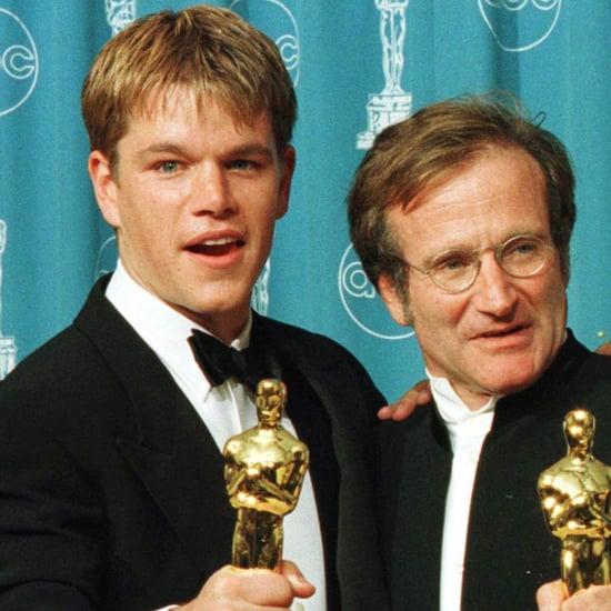 Matt Damon Talking About Robin Williams on Reddit AMA