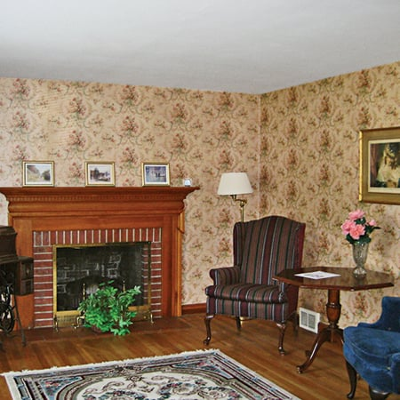 Before and after a cape cod crib in connecticut for Cape cod chat rooms