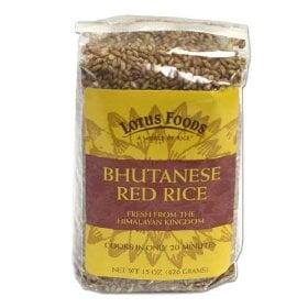 Red Rice With Chorizo
