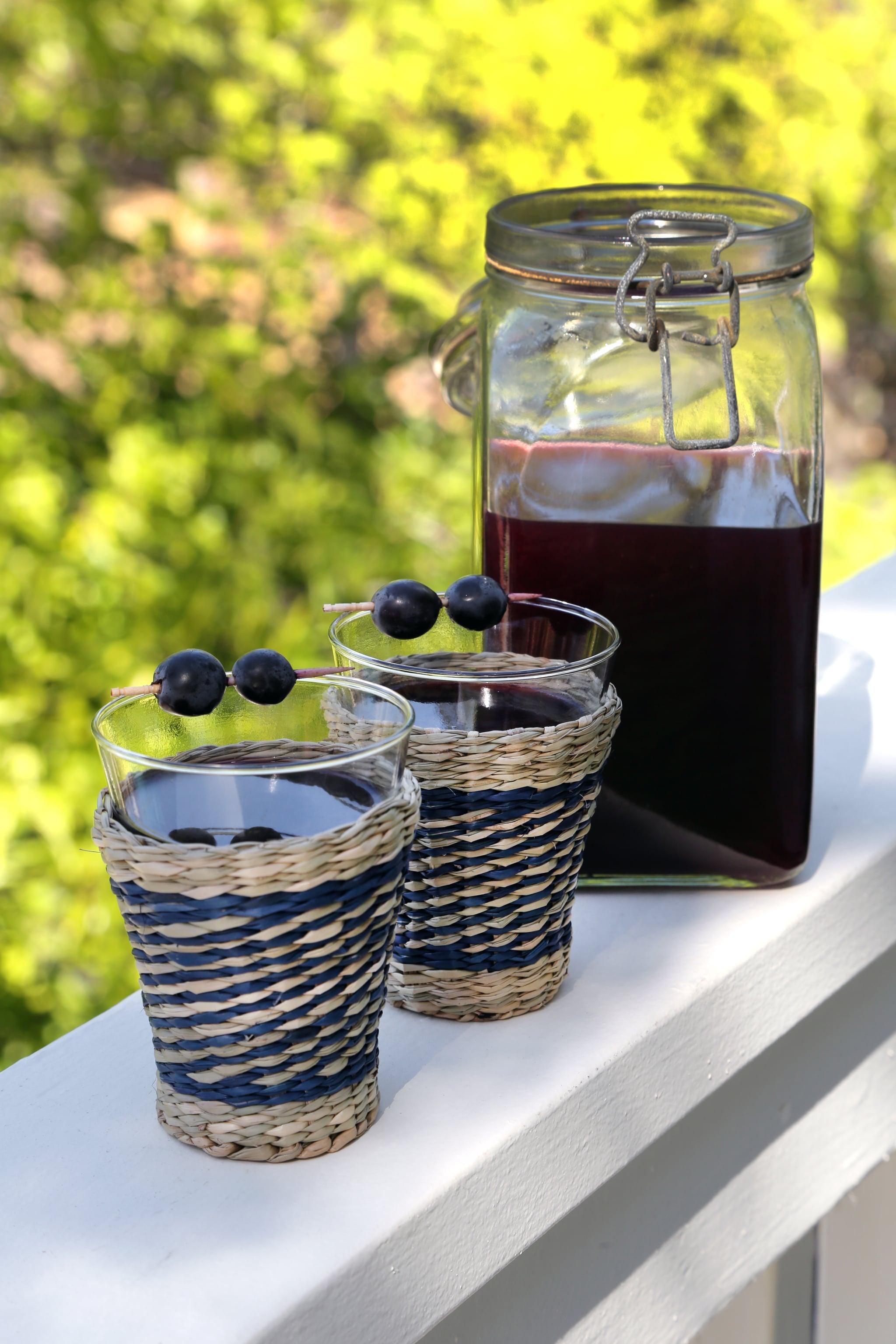 Slow Juicer Grapes : Concord Grape Cider POPSUGAR Food
