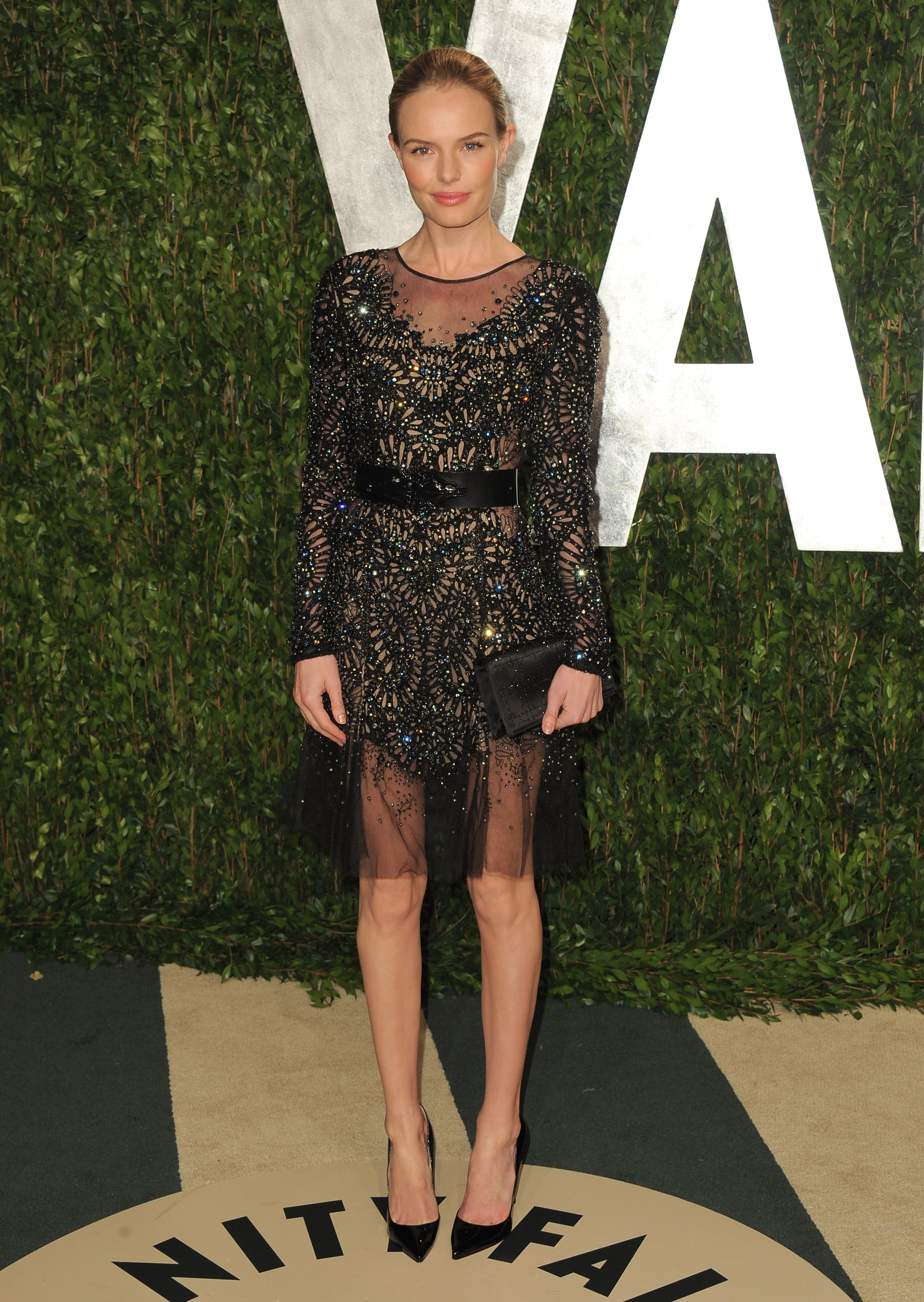 Kate Bosworth at the Vanity Fair party.