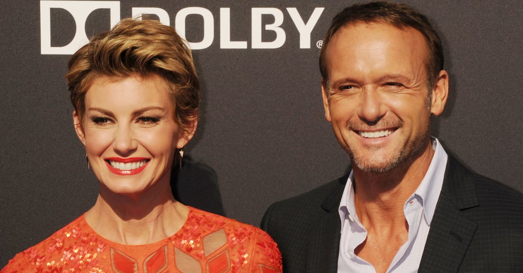 Tim mcgraw talks about his family life october 2015 for How old are tim mcgraw and faith hill s kids