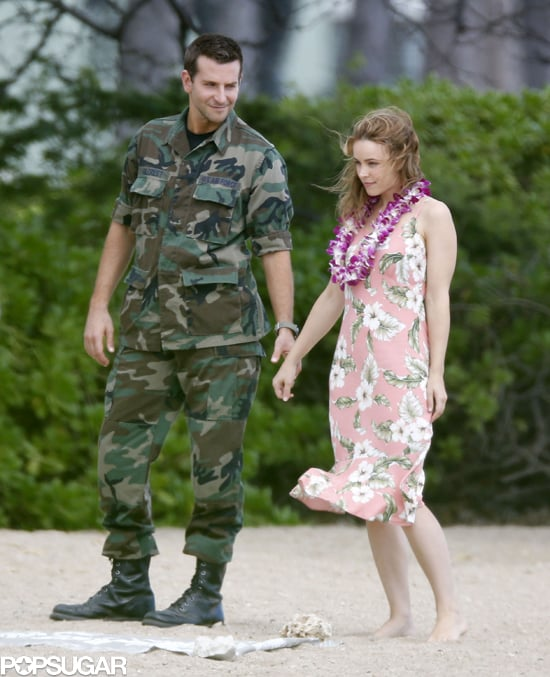 Bradley Cooper has dinner with Rachel McAdams