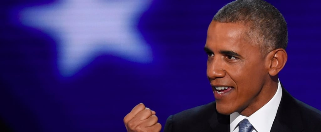 7 Quotes From President Obama's Powerhouse Speech You Can't Miss
