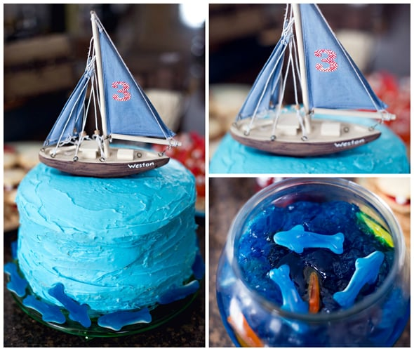 Nautical Birthday Party Popsugar Moms