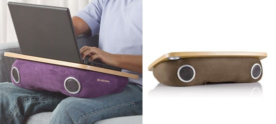 Laptop Speaker Lap Desk Popsugar Tech